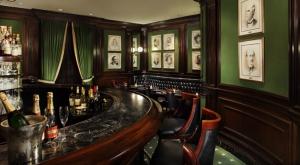 The Round Robin Bar at the Willard
