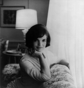 Jackie Kennedy White House Portrait