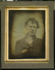 Robert Cornelius: Hipster Photographer